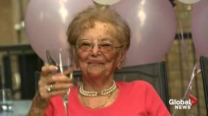 Côte Saint-Luc Holocaust survivor celebrates 100th birthday