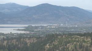 Okanagan region experiencing moderate drought, Environment Canada says (01:47)