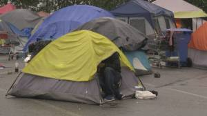 Plea issued to federal government to deal with Vancouver's homelessness crisis (01:51)