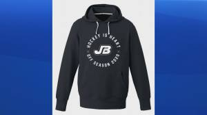 "Hockey is Heart: Jordan Boyd legacy moves off the ice with new ""off season"" hoodies"