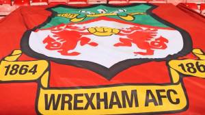 Ryan Reynolds, Rob McElhenney become new owners of English football club Wrexham AFC (01:16)