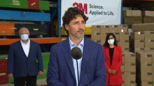 The federal and provincial deal with 3M is a positive step forward for Brockville, the mayor says (01:36)