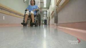 N.B. daughter relieved as province loosens visitation rules (01:36)
