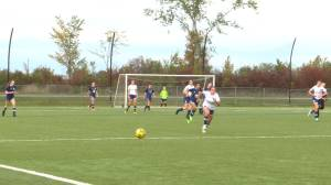 The Kingston United Soccer Club is thrilled to be back playing. (02:01)