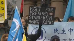 Hong Kong pro-democracy protests enter seventh month
