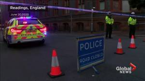 Eyewitness describes stabbing attack by 'lone man' in Reading park