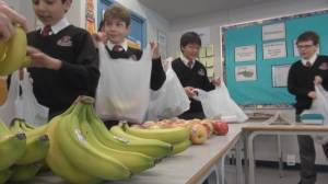 Backpack Buddies working to help provide food for kids in need (03:41)