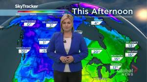 Saskatchewan weather outlook: sunny skies, cool temperatures