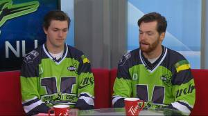 Saskatchewan Rush opens 2019 training camp