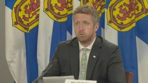Nova Scotia announces June 30 reopening to rest of Canada with restrictions (03:38)