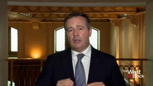 Alberta Premier Kenney: Please get Ottawa's foot off the throat of our economy (07:11)