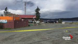 Helicopter crash in Campbell River, one person confirmed dead