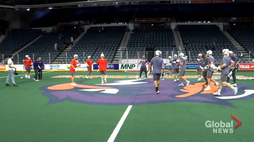 Halifax Thunderbirds win NLL debut over New York Riptide
