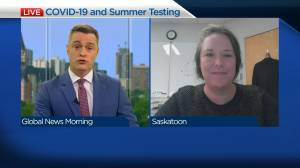 COVID-19 testing still needed for everyone, including fully vaccinated (04:00)