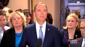 Schiff says Trump impeachment trial rules show process is 'rigged'