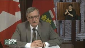 Coronavirus outbreak: Ontario hopes to ramp up COVID-19 testing to 15,000 per day