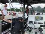 Peterborough County's OPP Marine Unit out on the water in Buckhorn