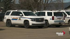 Wetaskiwin receiving 10 additional RCMP officers to manage high crime rate (01:40)
