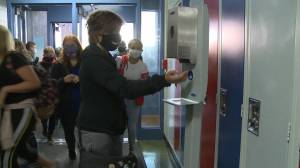 Saskatchewan Teachers' Federation calling for province-wide remote learning after Easter break (01:54)
