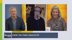 Musician Kim Mitchell on Eddie Van Halen's legacy