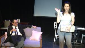 Theatre Kingston boasts a homecoming with 'Peggy's Song' (02:47)