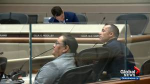 Calgary police chief addresses systemic racism at city hall