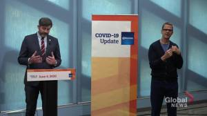 Mayor Don Iveson speaks out against racism in Edmonton