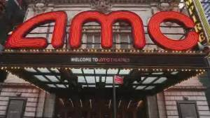 AMC stock soars, opening at all-time high (00:26)