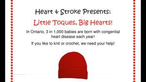 Little Toques, Big Hearts
