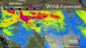 Edmonton weather forecast: Sept. 22, 2021 (03:11)