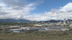 Driest spring on record fuels forest  fire concerns in the Central Okanagan (02:37)