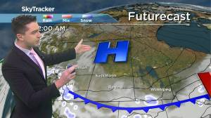 Cooler weekend in store: Feb. 26 Saskatchewan weather outlook (02:28)