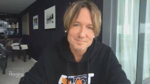 Keith Urban on his new album 'The Speed of Now Part One' (07:06)