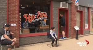 Regional relaunch leads to Calgarians traveling for a haircut