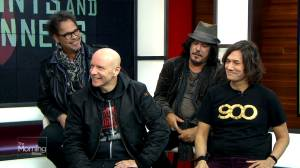 90s Canadian rockers talk Saints and Sinners Tour