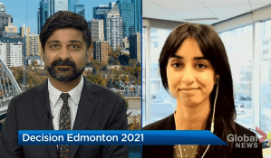 Decision Edmonton 2021: How the downtown core became an election issue (04:55)