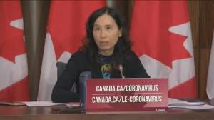 Mission to flatten Canada's COVID-19 curve again (03:06)