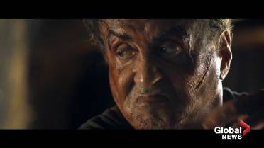 Sylvester Stallone fights for family and vengeance in 'Rambo