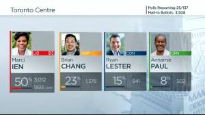 Canada election: What could Annamie Paul's loss mean for Green Party leadership? (03:18)