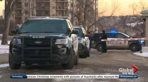 Alberta Legislature adjourned after man shoots himself on front steps
