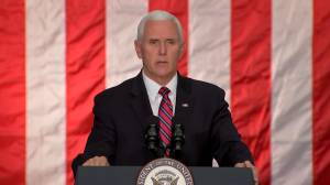 Pence says they 'remain resolved' to 'end scourge' of school shootings after California incident