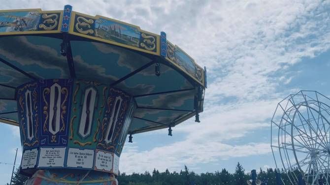 Click to play video: Campaign to 'Light the Midway' at Fort Edmonton Park