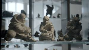 New Inuit art centre opens at the Winnipeg Art Gallery (02:12)