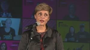 One-on-one with Calgary mayor-elect Jyoti Gondek on her historic win (03:21)