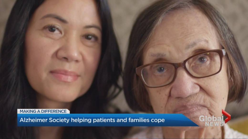 Click to play video: 'Approximately 240,000 people in Ontario living with dementia, Alzheimer's disease'