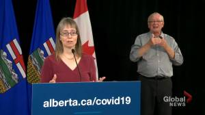COVID-19: Hinshaw says mask bylaws help in public spaces, no impact on household spread