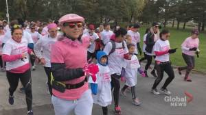 CIBC Run for the Cure takes place virtually today (02:25)