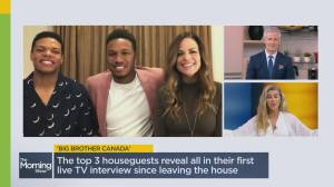 Big Brother Canada season 9 finalists reveal all since leaving the house (04:46)