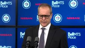 Winnipeg Jets Post Game Reaction – Jan. 14