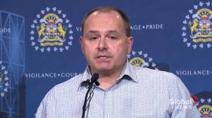 Calgary police speak after seizing $10M worth of drugs